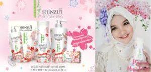 Kulit Putih Bercahaya dengan Shinzui