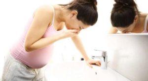 Mengatasi mual saat hamil