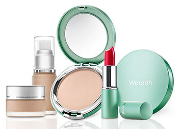 produk make up wardah.