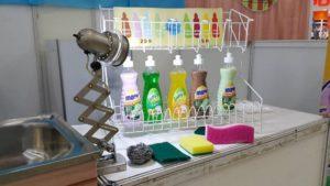 inspirasi tempat cuci piring