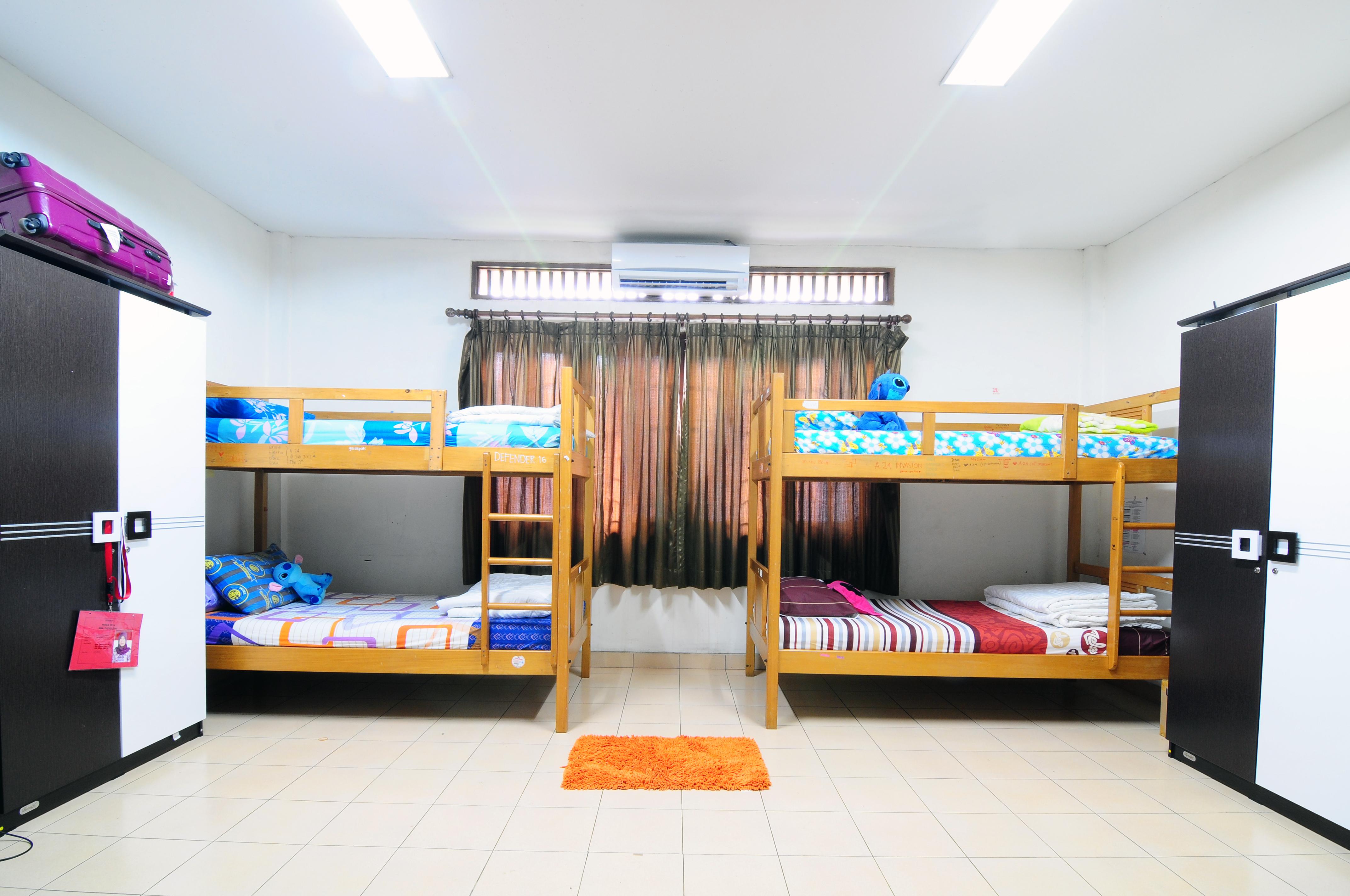 Boarding school di Bogor