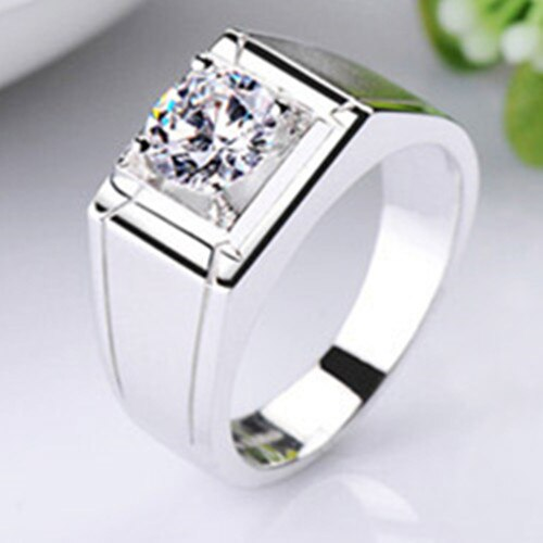 Diamond Ring For Mens