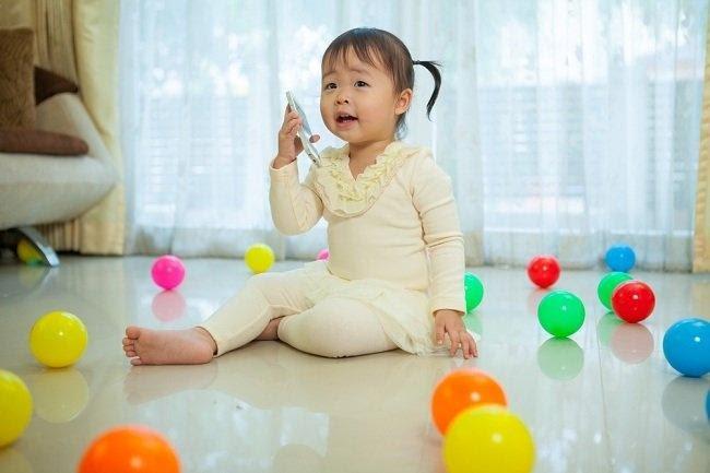 Stimulasi Anak 2 Tahun