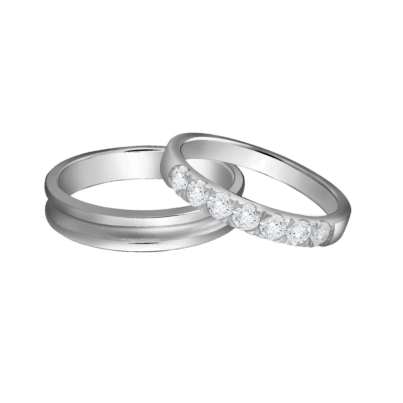 cincin nikah berlian