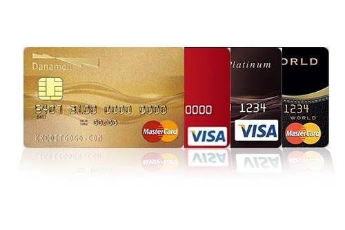 Kartu kredit online